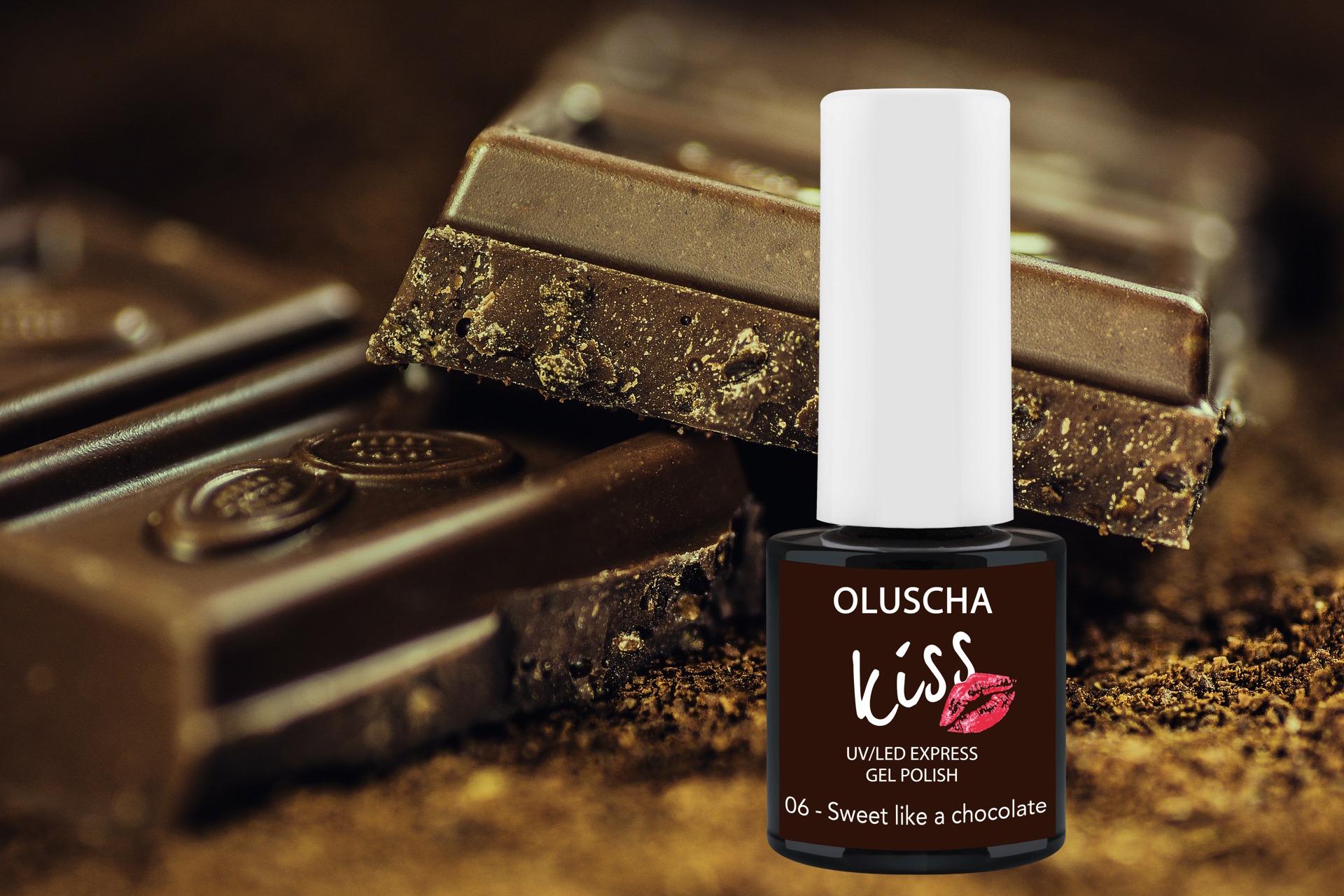 Z Okazji Światowego Dnia Czekolady – Słodka Cena Na Lakier Sweet Like A Chocolate!